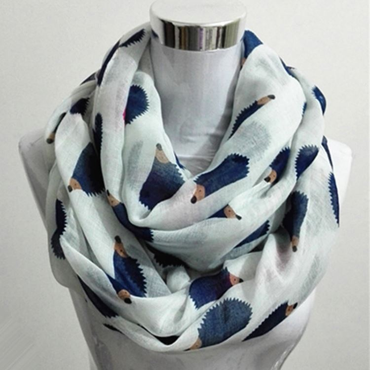 Latest Arrival OEM design winter scarf and shawl with many colors