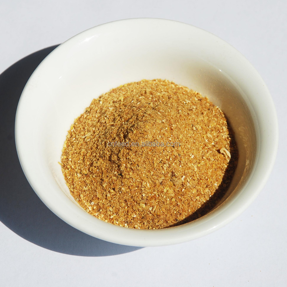 Corn gluten feed vannamei shrimp feed price