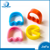 Hot sale Food Grade Plastic Pacman Cookie Cutter