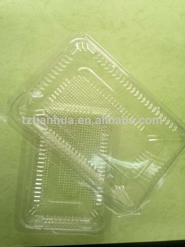 The Most Popular economic folding plastic food tray