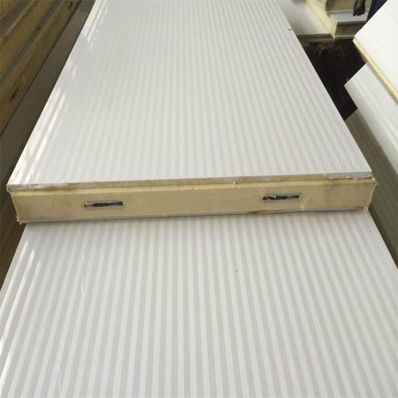 Alibaba hot sale cold room pu/pur panels for seafood/meat/dairy