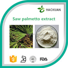 High Quality Organic water soluble saw palmetto extract