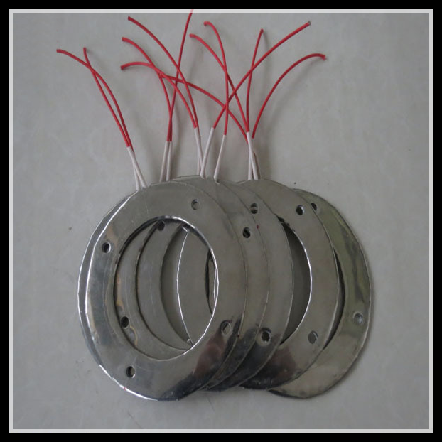 Stainless Steel Sheath Mica Ring Heater with Screw