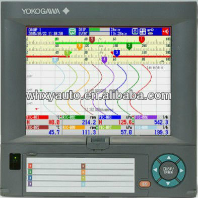 Yokogawa Paperless Videographic Recorders DXAdvanced DX1004