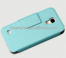 Filp PU Leather cell phone protect case For Samsung S4 Mini