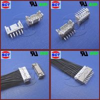 Chinese leading connector manufacturers ,plastic rod connector