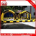 New design inflatable track for shcool and company