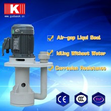 Anticorrision vertical long shaft water pump