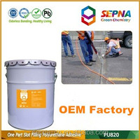 PU820 hot-applied joint sealant for concrete pavements
