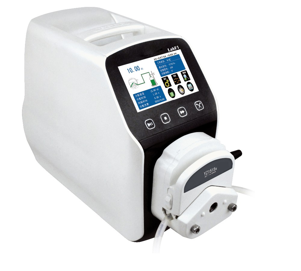BIOBASE china cheap lab medical equipment high precision liquid dental Intelligent Flow Rate Peristaltic Pump price for sale