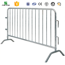 Hot sale 2.2mx1.2m galvanized metal Crowd Control Barricade