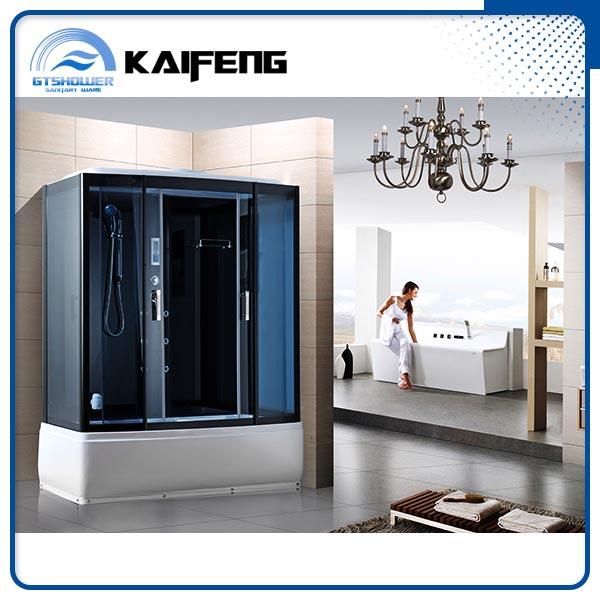 Bathtub Steam Sauna Shower Combination