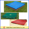 customized sandbox covers made in pvc vinyl coated tarpaulin fabric