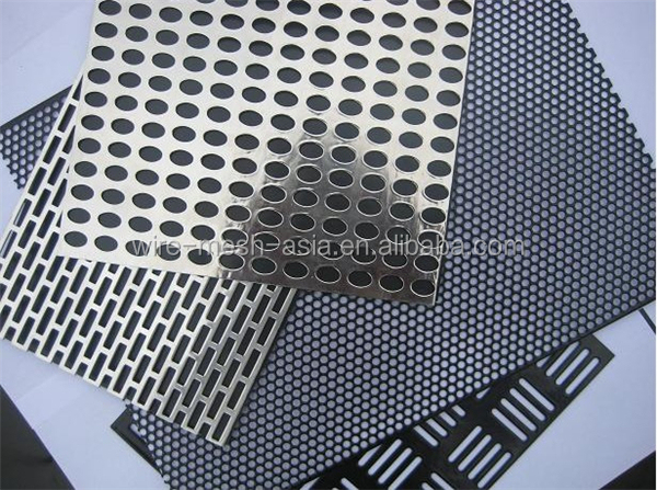 2015new product perforated metal sheet/rolled metal sheet