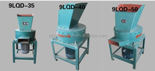 farm waste rolling and cutting machine/cotton stalk rolling and cutting machine