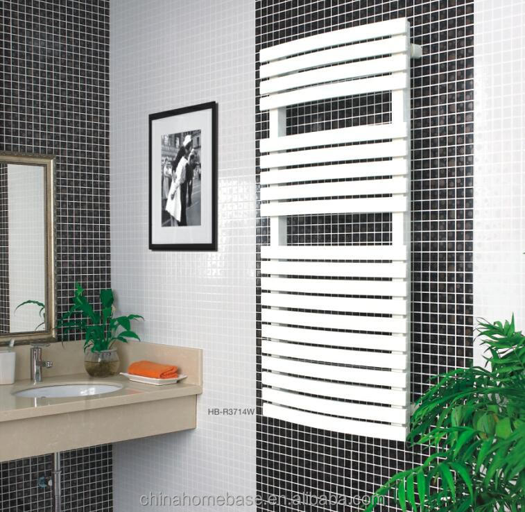 HB-R3714W Steel Ladder Towel Rack Warmer Radiators