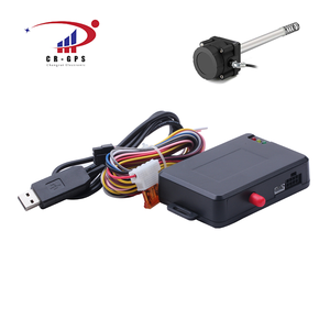 China gps tracker with fuel level sensor and internal gps antenna