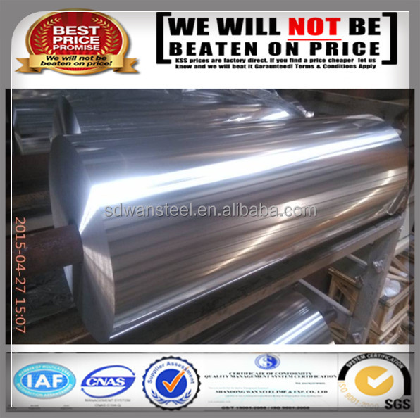 Insulation Materials Type aluminum foi