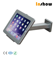 Security display holder tablet stand with lock
