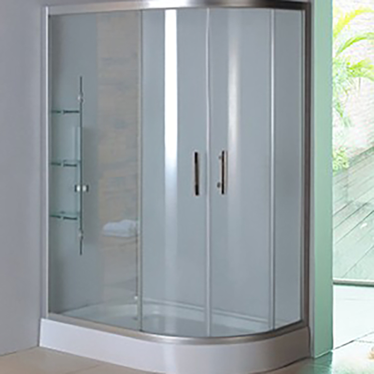Frame Surface Finishing 2 panel shower enclosure 2 panel shower enclosure endurable complete shower room