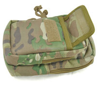 hot sale tactical admin pouch for tool phone radion pocket Document bag
