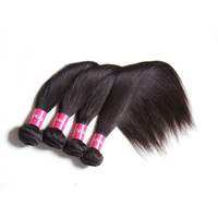 AAA Grade 26 Inch 100% Temple Hair, Virgin Indian Remy Hair for Cheap,Unprocessed Virgin Indian Remy Hair