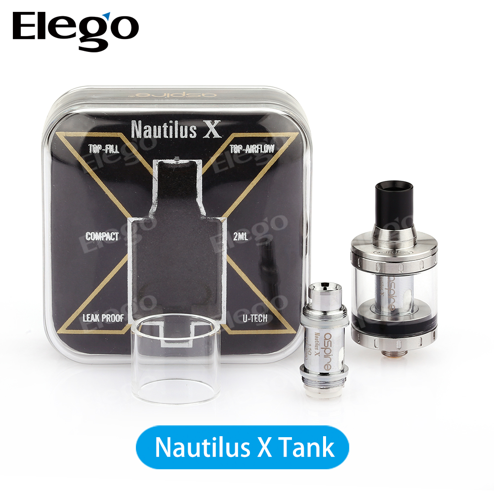 2016 newest released aspire nautilus x with u-tech coil fits Target Mini