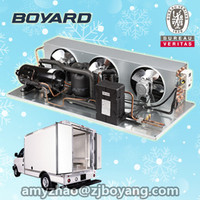 Deep freezers of unit cold room Small refrigeration Unit for mini truck Refrigeration units Truck refrigeration