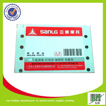 Anti-counterfeiting Scratch Label with barcode