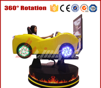 Top quantity virtual 3d Car Driving Simulator with game and training mode