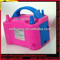 electric balloon air pump for party supply balloon pump , electric balloon pump