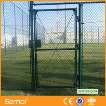 Hot sale Hot Dipped Galvanized Discount Chain Link Fence,Used Chain Link Fence Gates