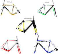 China Cheap Carbon Cyclor Cross Frame Dengfu Fm058