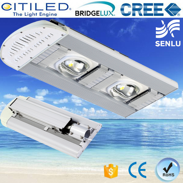 2017 Professional manufacturer outdoor waterproof daylight 72 watt led street light