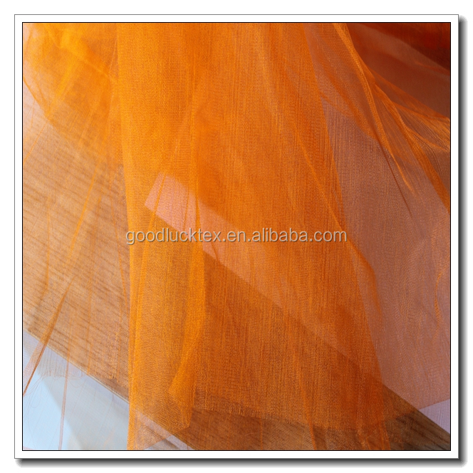 wholesale best price dyeing 100 polyester organza fabric