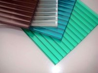 4mm greenhouse uv plastic polycarbonate sheet