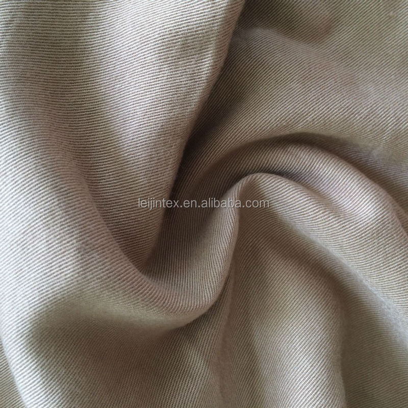 21S*21S Rayon Twill Material, Polyester Rayon Fabric For Fabric For School Uniform/ T Shirt