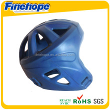blue protective safety helmet