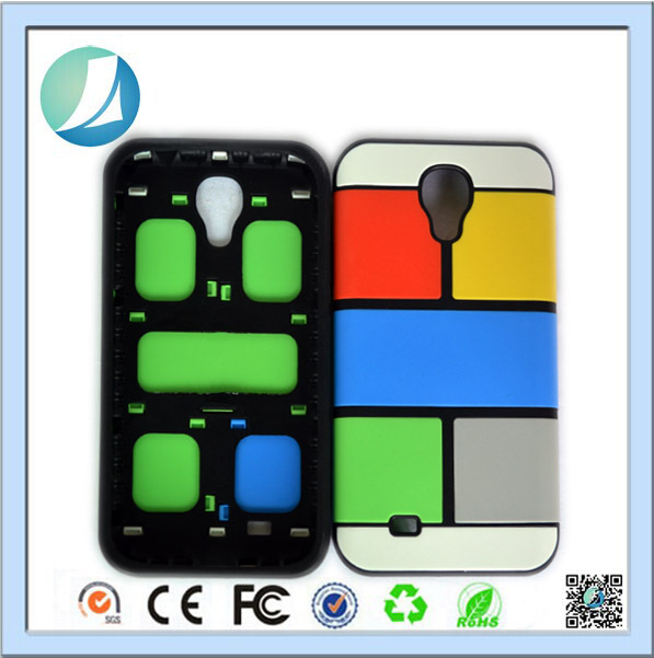 2014 Lastest Puzzle Couple Case For Samsung Galaxy S4