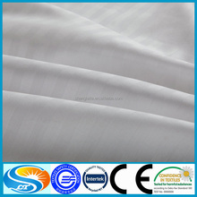 100%cotton big width greige White cotton sateen fabric