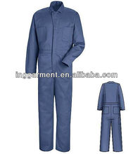 Gas Station Oil-Water Repellent Coverall