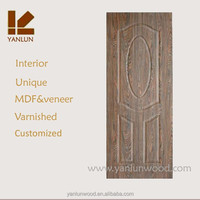 alibaba best sale country style antique carved wooden door