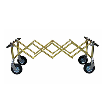 Hot Sale Different Color Funeral Church Trolly With High Quality With Cover