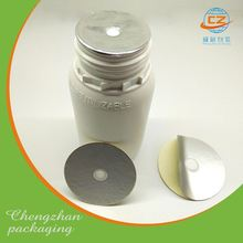 Leakage proof breathable induction bottle seal cap liner