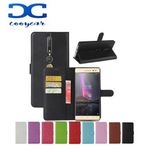 Luxury Wallet Leather Flip Case For Lenovo Phab 2 Pro Z90 A2010 ZUK Edge VIBE X2 pro Cover With Card Holder Stand