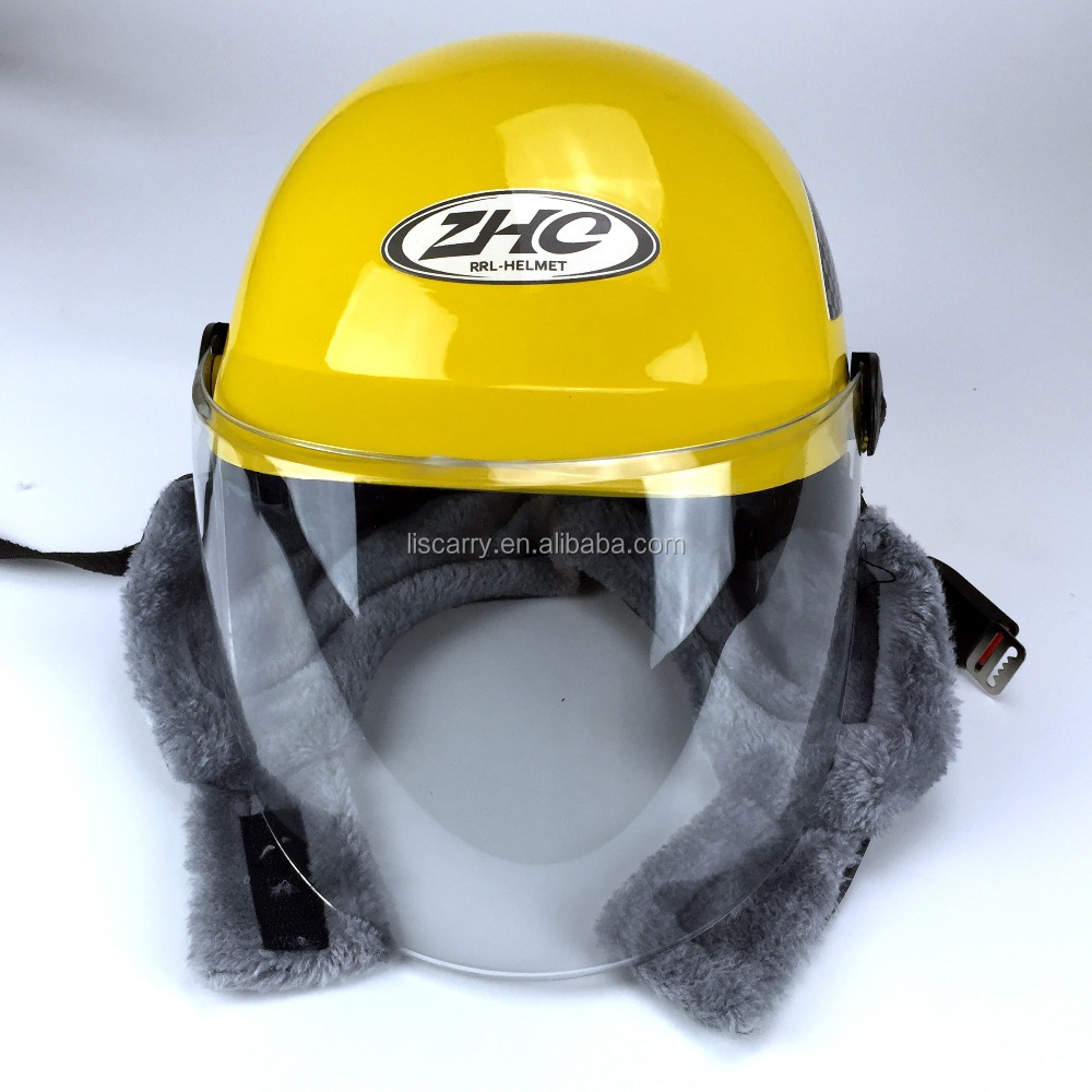 PP material motorcycle cheapest half face helmet
