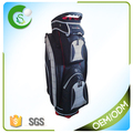 14 Way Custom Made Golf Cart Bag With Integrated Handle