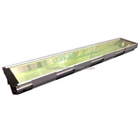 5 years warranty high quality tunnel light 1600mm aluminum light fixture
