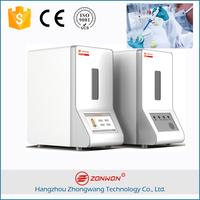 Safe high precision lab chemical transfer pump liquid dispenser