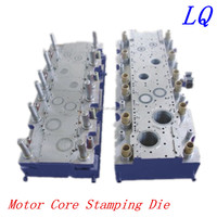 Stator And Rotor Stamping Die Mould